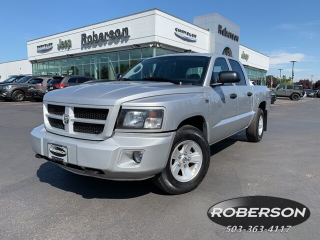 2009 Dodge Dakota Big Horn Salem OR