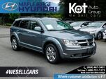 2009 Dodge Journey R/T! AWD! 7 PASS! LEATHER! SUNROOF! SPORT MODEL!