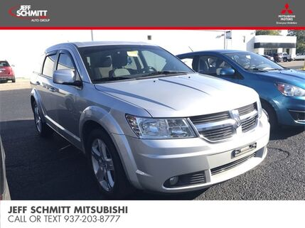 2009_Dodge_Journey_SXT_ Dayton area OH