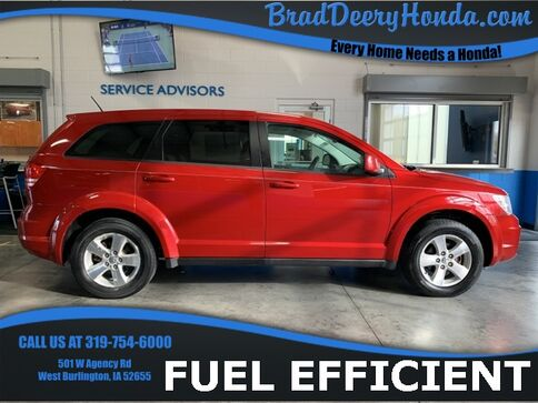 2009_Dodge_Journey_SXT_ West Burlington IA