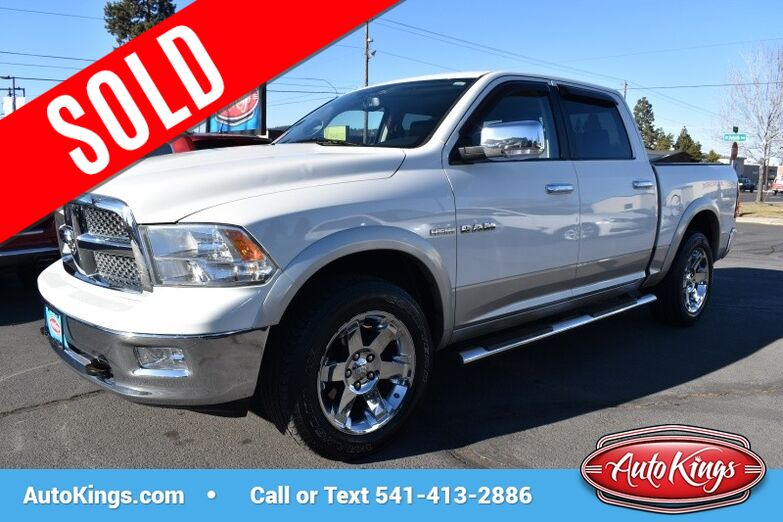2009 Dodge Ram 1500 4WD Crew Cab 140.5 Laramie Bend OR