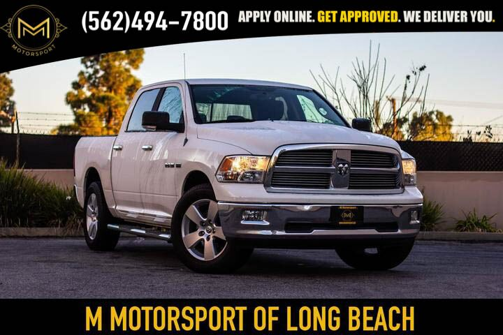2009 Dodge Ram 1500 Crew Cab SLT Pickup 4D 5 1/2 ft Long Beach CA