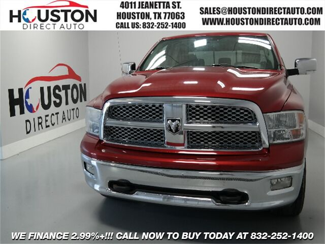 2009 Dodge Ram 1500 Laramie Houston TX