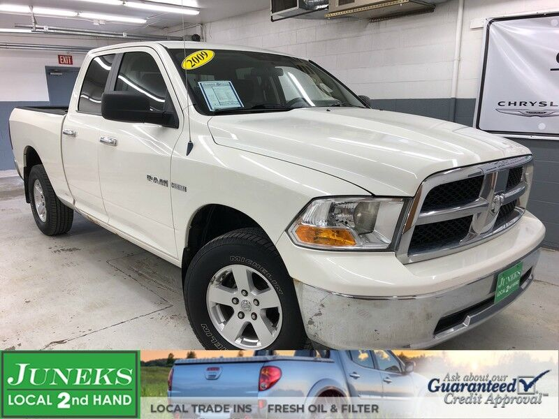 2009 Dodge Ram 1500 QUAD CAB SLT Spearfish SD