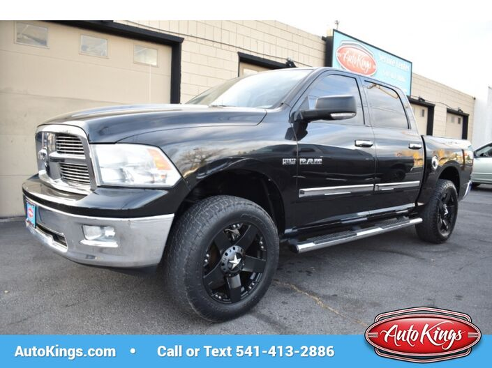 2009 Dodge Ram 1500 SLT 4WD Crew Cab Bend OR