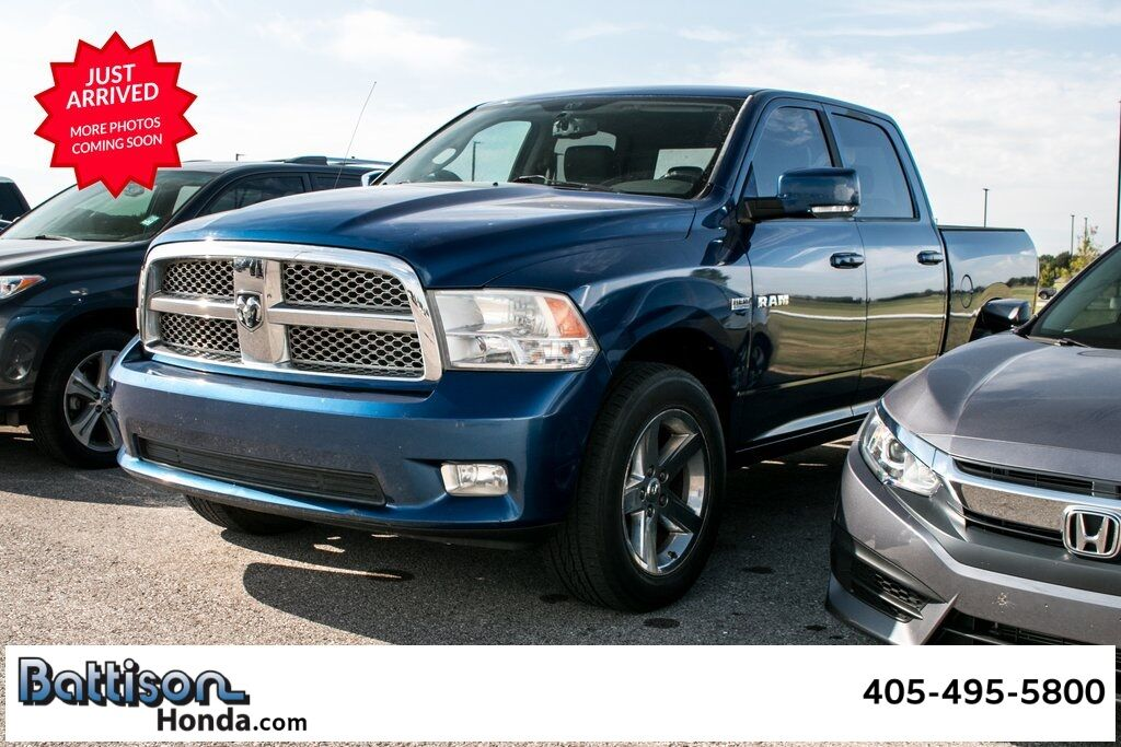 2009_Dodge_Ram 1500_Sport_ Oklahoma City OK