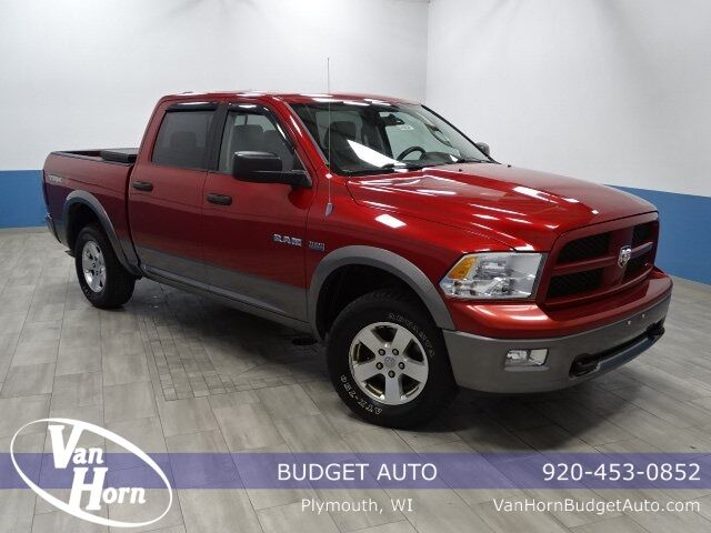 2009 Dodge Ram 1500 TRX4 Off-Road Plymouth WI
