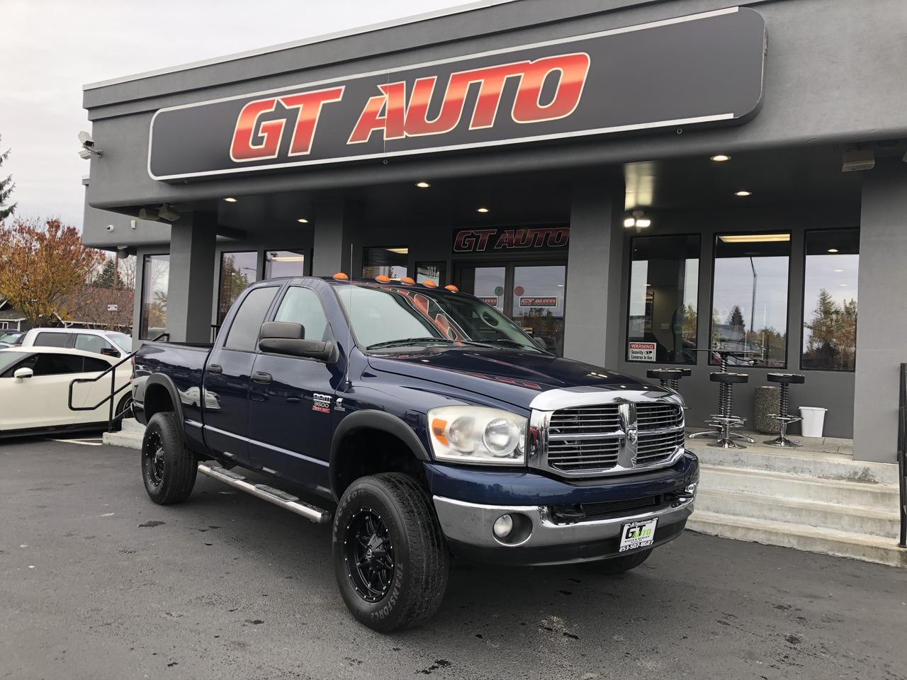 2009 Dodge Ram 3500 SLT Pickup 4D 6 1/4 ft