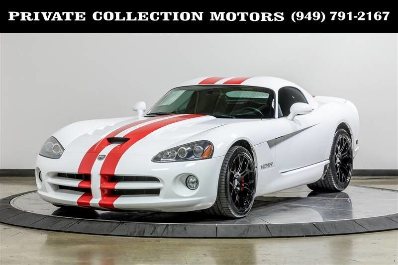 2009_Dodge_Viper_SRT10 Clean Carfax Low Miles_ Costa Mesa CA