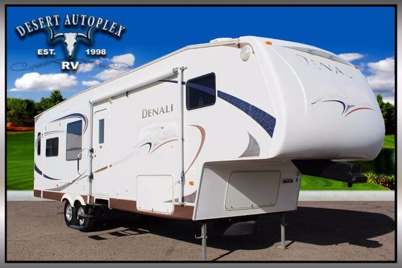2009 Dutchmen Denali 320TS Triple Slide Fifth Wheel RV Mesa AZ