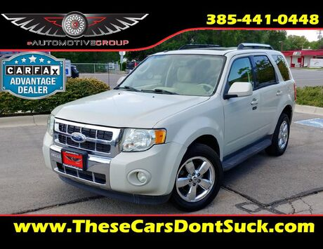 2009 FORD ESCAPE LIMITED Sandy UT