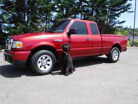 2009 FORD RANGER SUPER CAB Roseburg OR