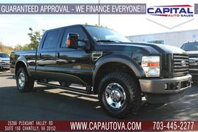 2009_FORD_SUPER DUTY F-250 SRW_LARIAT/CABELAS_ Chantilly VA