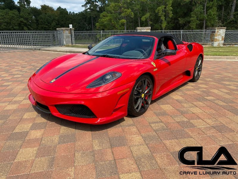 2009 Ferrari 430 Scuderia Spider 16M The Woodlands TX