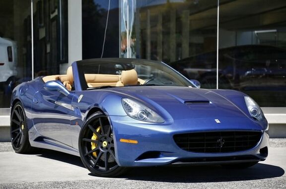 2009_Ferrari_California__ Westlake Village CA