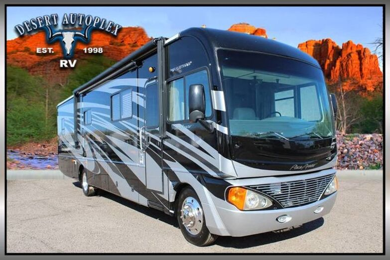 2009 Fleetwood Pace Arrow 38P Triple Slide Class A RV Mesa AZ