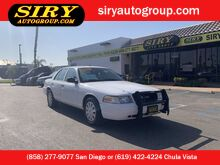 2009_Ford_Crown Victoria_Police_ San Diego CA