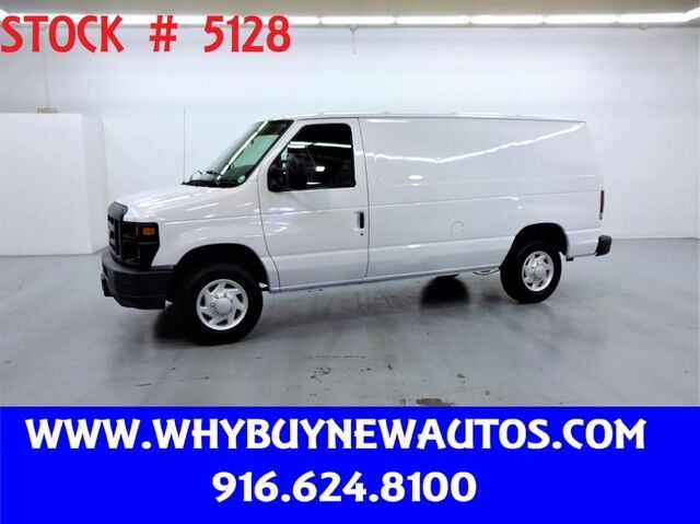 2009 Ford E150 ~ Only 36K Miles! Rocklin CA