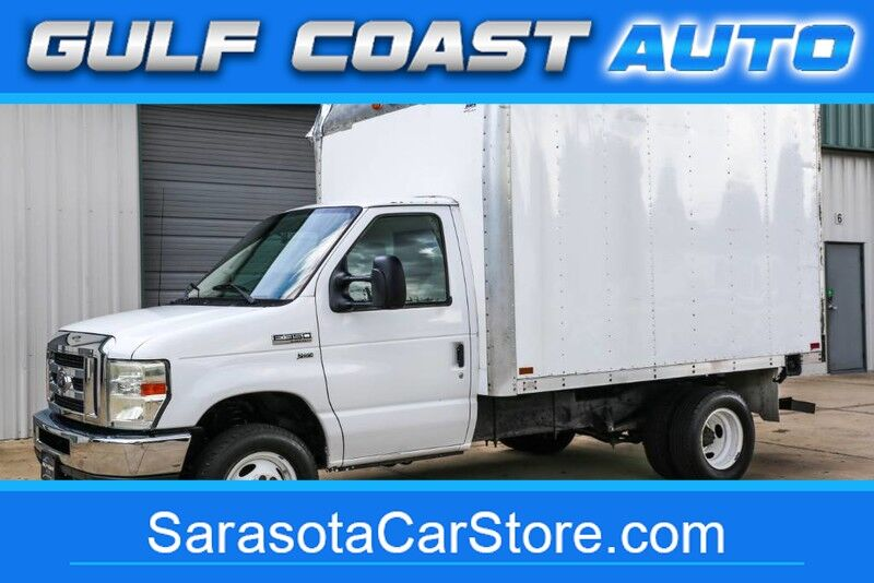 2009_Ford_ECONOLINE_BOX TRUCK COLD AC RUNS GREAT MOVING TRUCK_ Sarasota FL