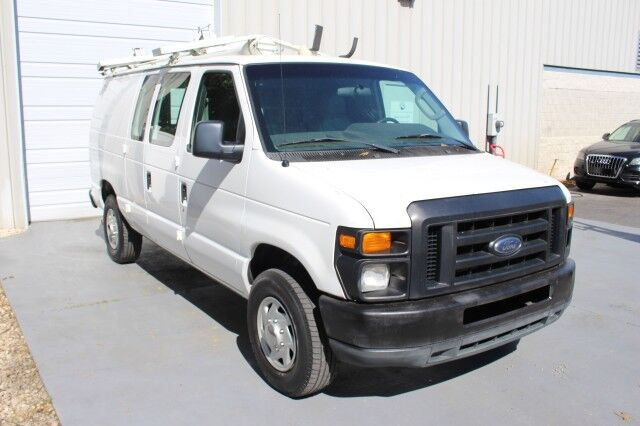 2009 Ford Econoline Cargo Van E 250 Commercial Cargo Van Knoxville TN