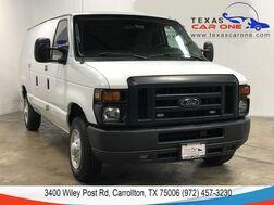 2009_Ford_Econoline_E-150 CARGO VAN COMMERCIAL AUTOMATIC VINYL SEATS_ Carrollton TX