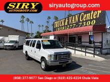 2009_Ford_Econoline Wagon_11 Passenger Extended XLT_ San Diego CA