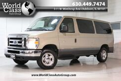 2009_Ford_Econoline Wagon_XLT - 7 PASSENGERS LEATHER SEATS CLEAN REAR CLIMATE SYSTEM EXTRA STORAGE_ Chicago IL
