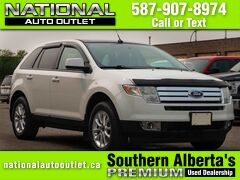 2009 Ford Edge SEL - ONE OWNER - LOW KLM,S - PANORAMIC ROOF