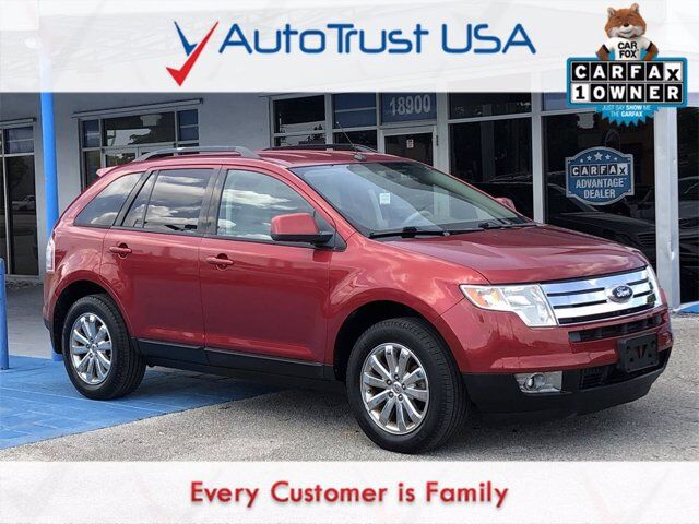 2009 Ford Edge SEL Miami FL