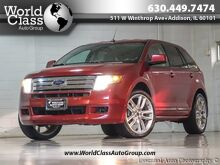2009_Ford_Edge_Sport_ Chicago IL