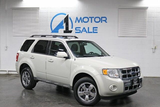 2009 Ford Escape Limited 4WD 1 Owner Navi Schaumburg IL