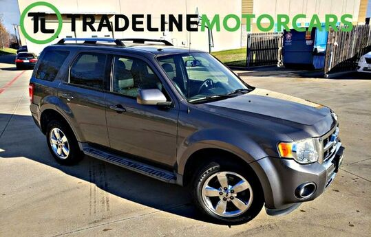 2009 Ford Escape Limited EATHER, SUNROOF, BLUETOOTH, AND MUCH MORE!!! CARROLLTON TX