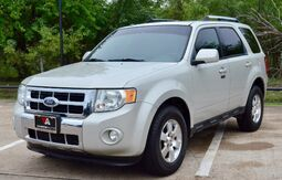 2009_Ford_Escape_Limited FWD V6_ Terrell TX