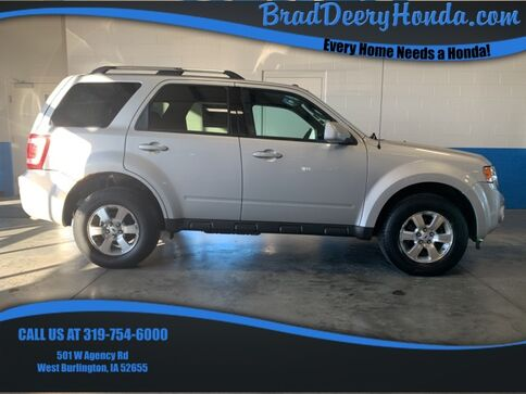 2009_Ford_Escape_Limited_ West Burlington IA