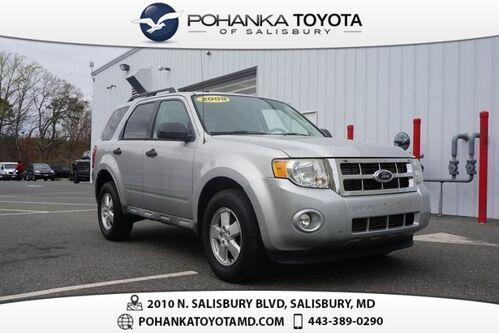 2009_Ford_Escape_XLT_ Salisbury MD