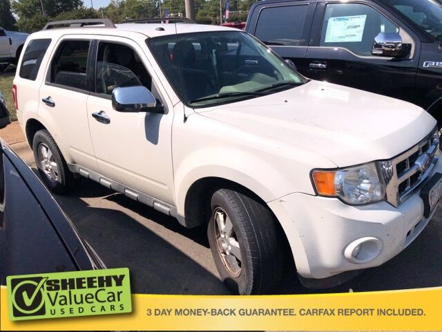 2009 Ford Escape XLT 4D Sport Utility