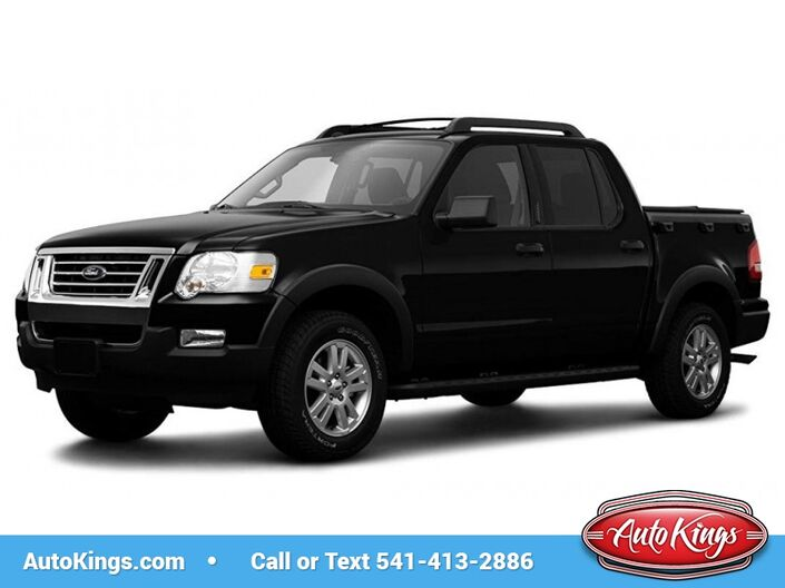 2009 Ford Explorer Sport Trac 4WD V6 Limited Bend OR