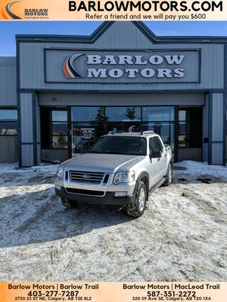 2009_Ford_Explorer Sport Trac_XLT ONE OWNER MINT Condition_ Calgary AB