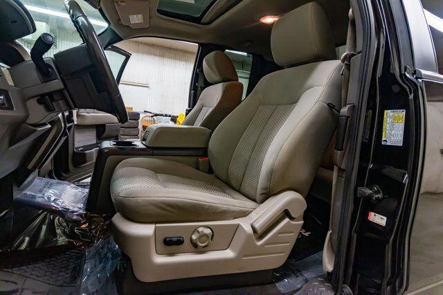2009 Ford F-150 4x4 Super Cab XLT Roof Red Deer AB