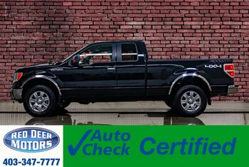 2009_Ford_F-150_4x4 Super Cab XLT Roof_ Red Deer AB