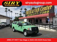 2009_Ford_F-150_4x4 XL_ San Diego CA