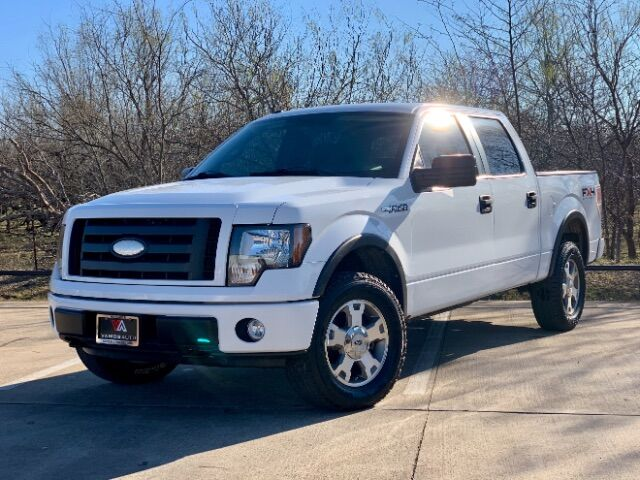2009 Ford F-150 FX4 SuperCrew 6.5-ft. Bed 4WD Terrell TX