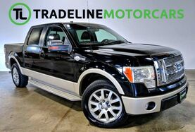 2009_Ford_F-150_King Ranch REAR VIEW CAMERA, LEATHER, BLUETOOTH AND MUCH MORE!!!_ CARROLLTON TX