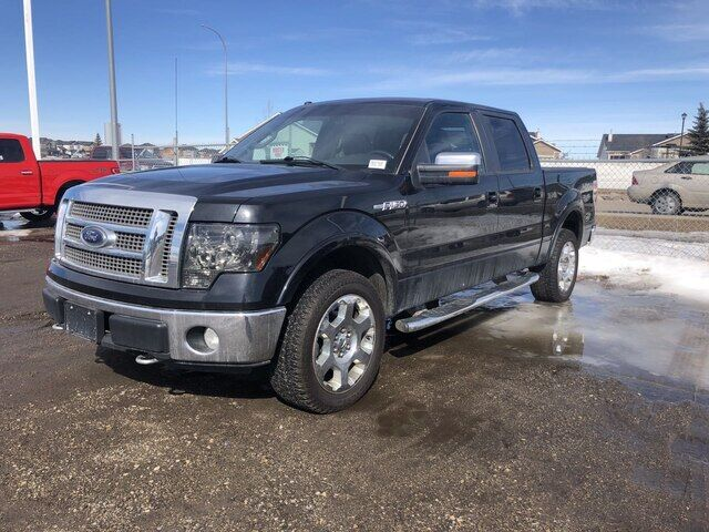 2009 Ford F-150 Lariat 4X4 LEATHER Calgary AB