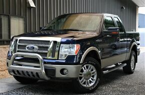 2009 Ford F-150 Lariat Extended Cab 4WD Navigation