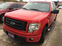 Ford F-150 Lariat  SuperCab 5.5-ft. Bed 2WD 2009