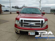 2009_Ford_F-150_Lariat SuperCab 6.5-ft. Bed 4WD_ Clarksville IN