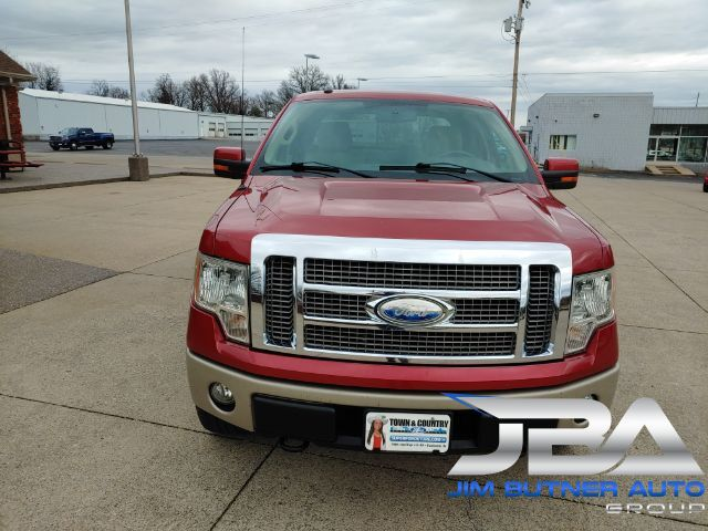 2009 Ford F-150 Lariat SuperCab 6.5-ft. Bed 4WD Clarksville IN