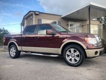 2009_Ford_F-150_Lariat SuperCrew 5.5-ft. Bed 2WD_ Gaston SC