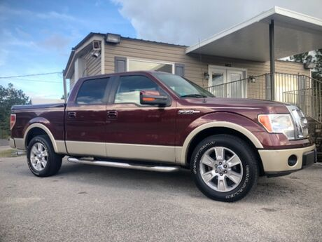 2009 Ford F-150 Lariat SuperCrew 5.5-ft. Bed 2WD Gaston SC